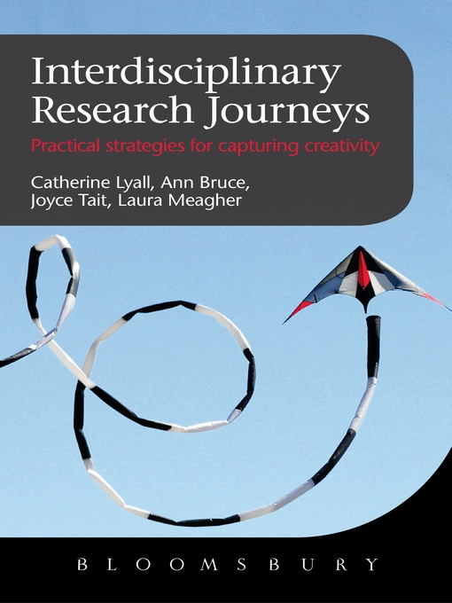 Interdisciplinary Research Journeys (eBook): Practical Strategies for Capturing Creativity